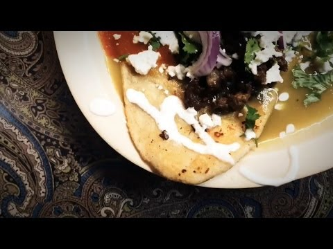 El Huarache Azteca -  Delicious Mexican Food Specialty