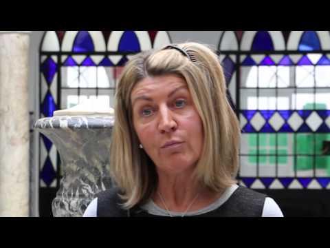 Mrs. Pauline Bullen, Presidenta de la Asociación Británica de Centros del BI
