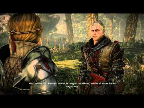 Geralt - Spoilers* Geralt of Rivia defeats Saskia the Dragon then frees her from Philippa's Mind control. If you are Wondering System Specs: AMD Phenom II X4 945 BE ...
