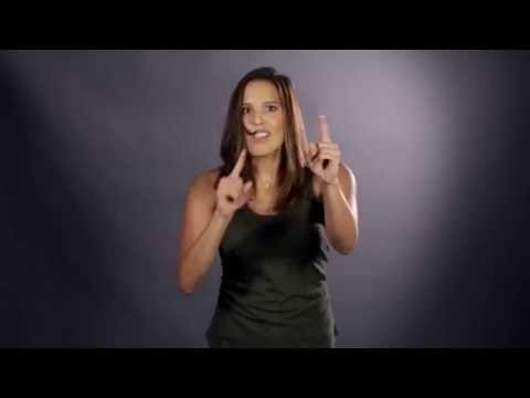 Deaf Woman Performs an Amazing American Sign Language Interpretation of Alexander