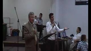 Pastor Jerry Halbrook-