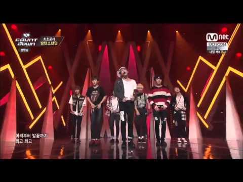 Video [Live] BTS - War of Hormone(호르몬 전쟁) download in MP3, 3GP, MP4, WEBM, AVI, FLV January 2017