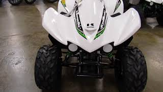 5. Romney Cycles 2017 Kawasaki KFX50