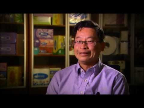 2012 Ethnic Business Awards Finalist – Medium to Large Business Category – Sinh Ong – Swan Tissue Australia