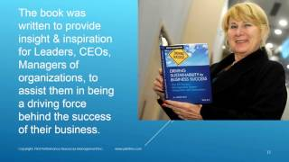 Book video – Driving Sustainability to Business Success