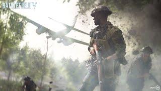 Состоялся официальный релиз Battlefield 5