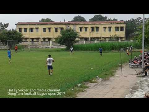 Đông Sơn football Club - Club xã Hợp Đồng [ Hiệp 1 ]