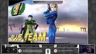 Top 10 Team Combos – Smash 4