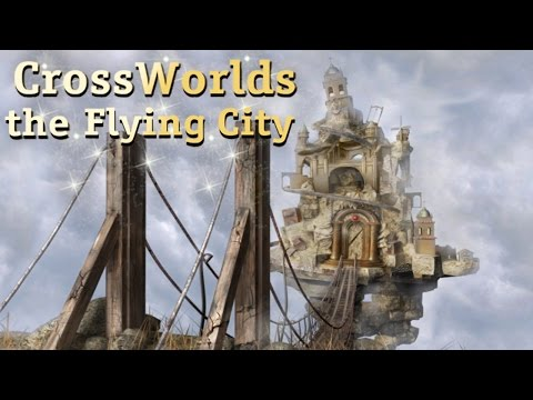 Video of CrossWorlds: the Flying City