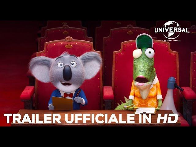 Sing: guarda il trailer!