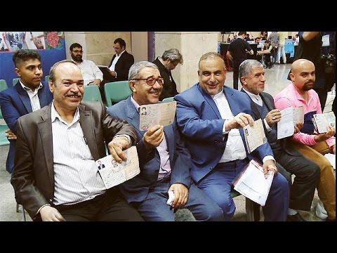 Οι βασικοί μονομάχοι στις ιρανικές εκλογές