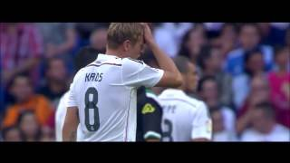 Toni Kroos highlights | Goals, Assists & Passes with Real Madrid 2014 HD