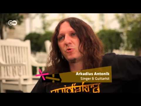 Taking - The Goethe Institute recently invited Cologne-based heavy metal band SuidAkrA to go on tour in India as headliners in the Wacken Metal Battle competitions. We pay SuidAkrA a visit to see what...