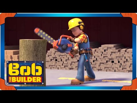 Bob the Builder   Leo learns how to use the chainsaw ⭐New Episodes Compilation⭐Kids Movies