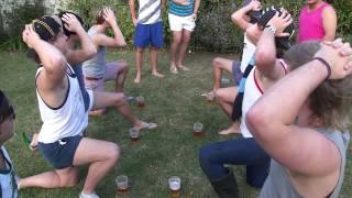 Beer Olympics II - Ikeys v. Maties Boat Race