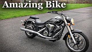 6. Best Beginner Bikes for Manly MEN: V Star 950