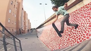 Sebastian Hofbauer Skates Street Lines With Creative Finesse by Red Bull
