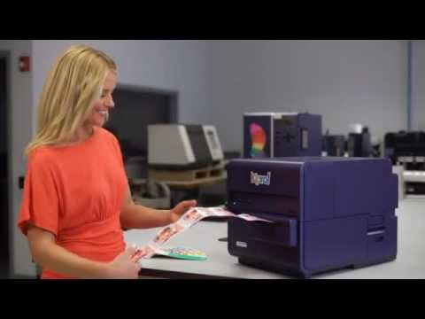 Kiaro! Inkjet Label Printer