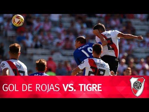 Gol de Robert Rojas vs. Tigre