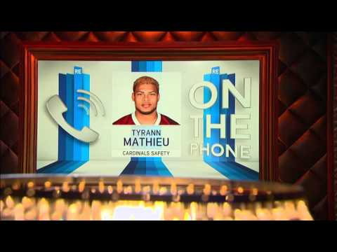WATCH: Tyrann Mathieu on Shooting Death of Will Smith