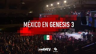Mexico in Genesis 3 – A great video about the mexican players and their trip to G3 (ft. Javi, Bimbo, Eddy Mex, Twin and more) !