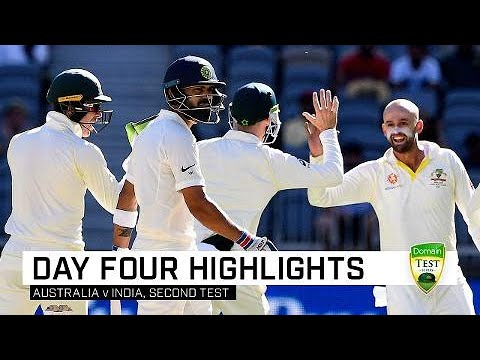 Australia storm ahead in captivating Test | Second Domain Test