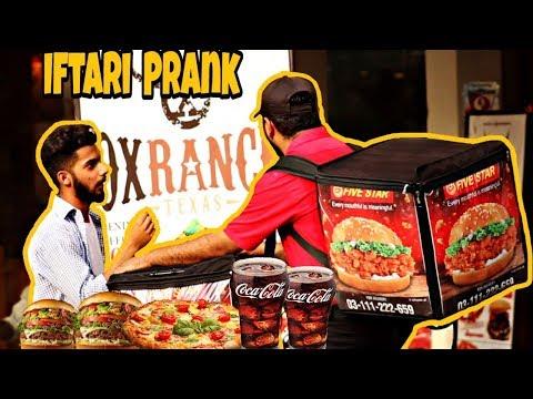 Iftar Kara Do | Prank In Pakistan | Inspired By Nadir Ali