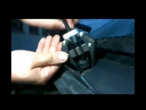 Extracteur bras d'essuie glace & cosse de batterie