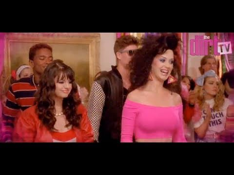 Katy Perry's 'Last Friday Night' Video, Featuring Rebecca Black! - The Dirt TV