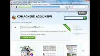 Come Scaricare Video Da Youtube Sul PC [VideoGuida] | Download Helper