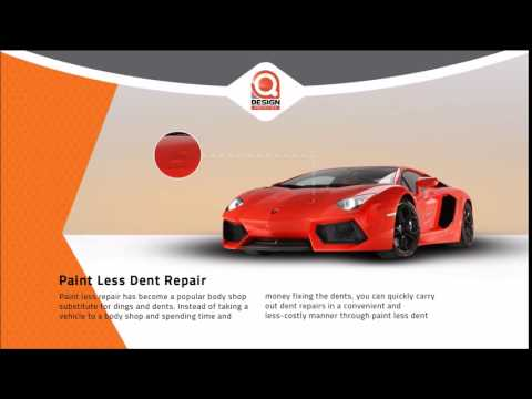 Qdesign Auto Center - Paint Less Dent