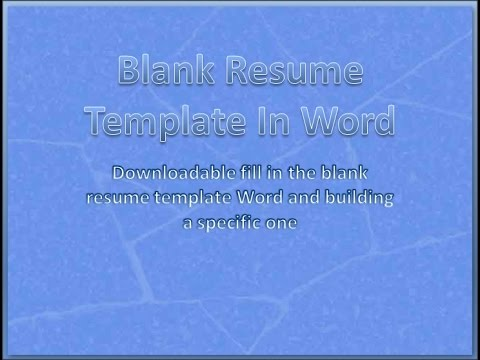 Property manager duties for resume