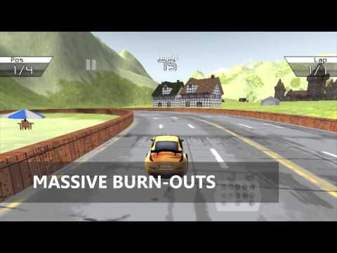 Video of eRacer 3D