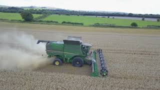 Video John Deere S690 Combine MP3, 3GP, MP4, WEBM, AVI, FLV November 2017