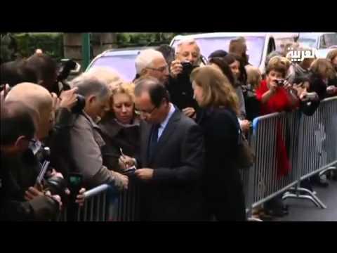 الرئيس الفرنسي الجديد: اوروبا تتطلع إلينا والتقشف لا يمكن أن يكون قدرا - فيديو