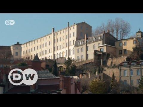 Eine 'Villa Kunterbunt' in Lyon | DW Deutsch