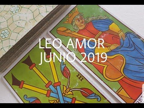 Tarjetas de amor - LEO AMOR JUNIO 2019