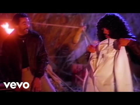 Rick James & Smokey Robinson – Ebony Eyes