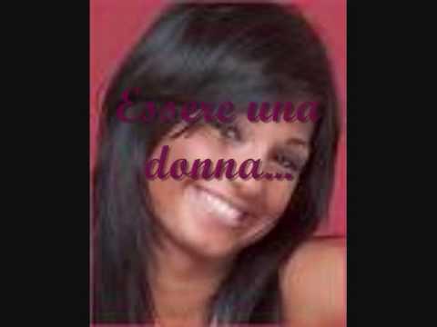 , title : 'Anna Tatangelo Essere una Donna + testo'