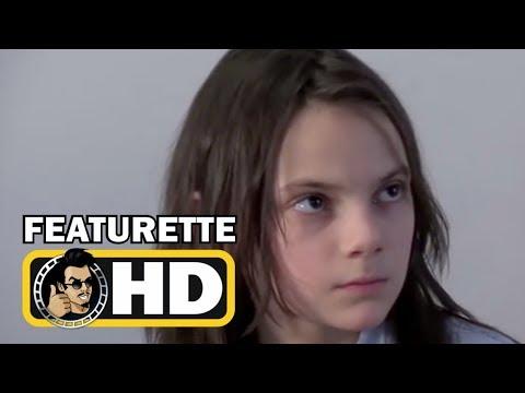 LOGAN (2017) - Dafne Keen's Audition Tape with Hugh Jackman |FULL HD| Featurette Marvel Movie