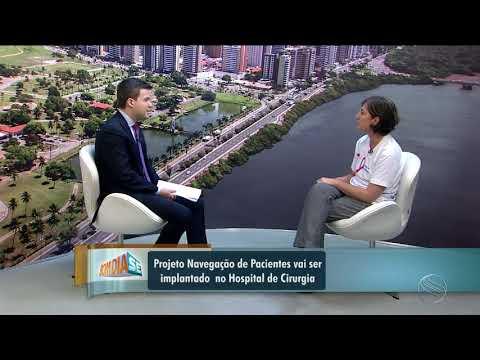 Entrevista com Adriana Bacci para o Bom Dia Sergipe