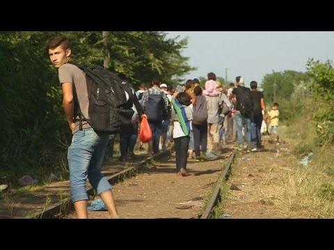 El por qué de la crisis migratoria en Europa