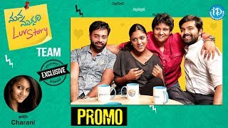 Mana Mugguri Love Story - Web Series Team Exclusive Interview - Promo || Talking Movies With iDream