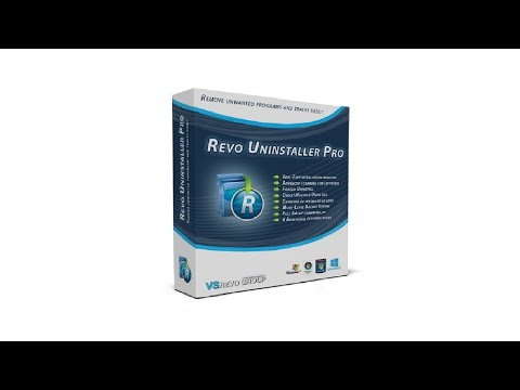 Revo Uninstaller Pro 4.1.0.0 + Crack (100% Funcional)