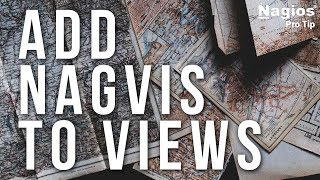 Add NagVis (or any URL) to the rotation of views - Pro Tip