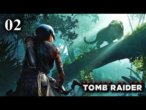 Shadow of the Tomb Raider - Walkthrough Gameplay #2 : Forced Landing.