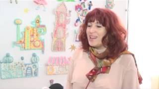 """Открытие выставки """"Город счастья"""" в Рязанском театре кукол"""