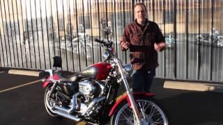 8. Pre-Owned 2006 Harley-Davidson Sportster 1200 Custom