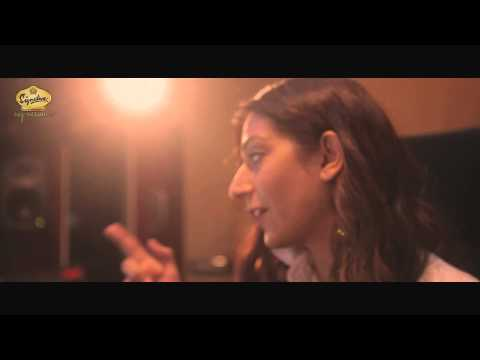 Behind the scenes - Monica Dogra mentoring Chetana Kinger