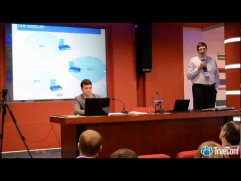 Видео + Конференция. Сетевые технологии ВКС. (видео)
